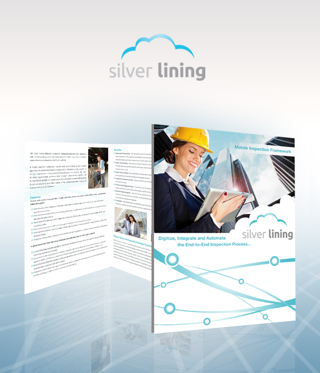 Silver Lining Brochure layout