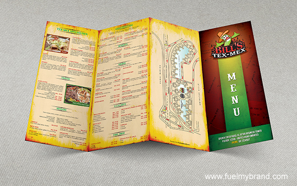 takeaway menu other side