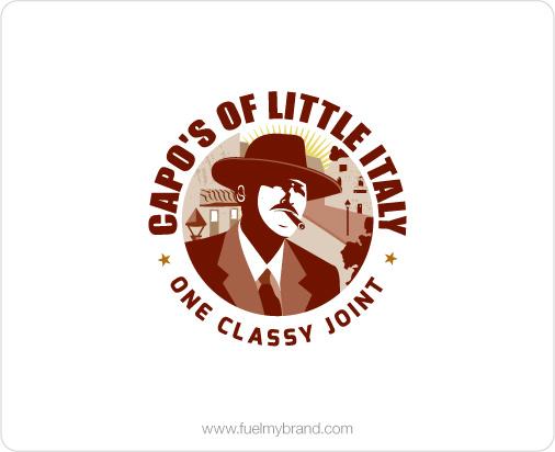 Capos Logo Design