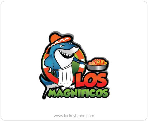 Los Magnificos Logo
