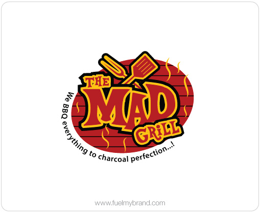 Mad Grill Logo