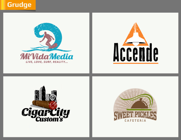 Rustic Logo Designs Designing Logos With a History