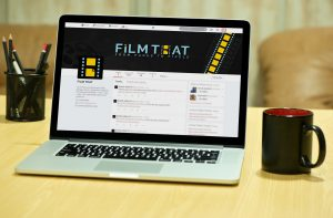 social media banners for Film That