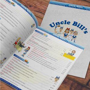 unclebills-menu-design