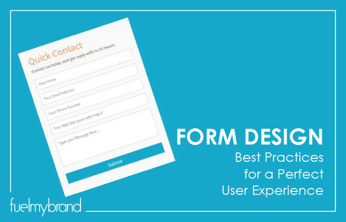 form-design-best-practices