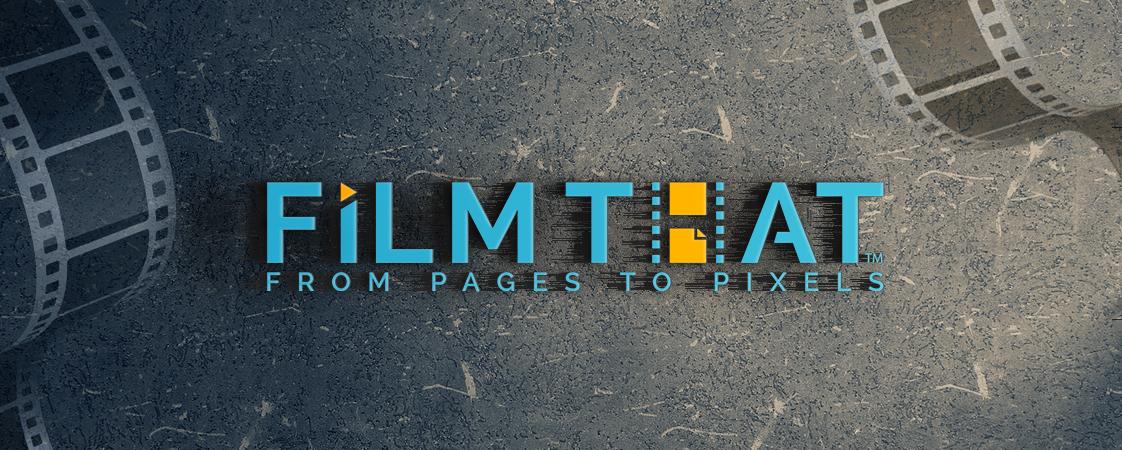 custom logo design service for Film That