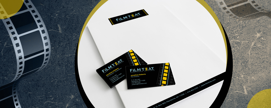 Corporate identity solution for Film That