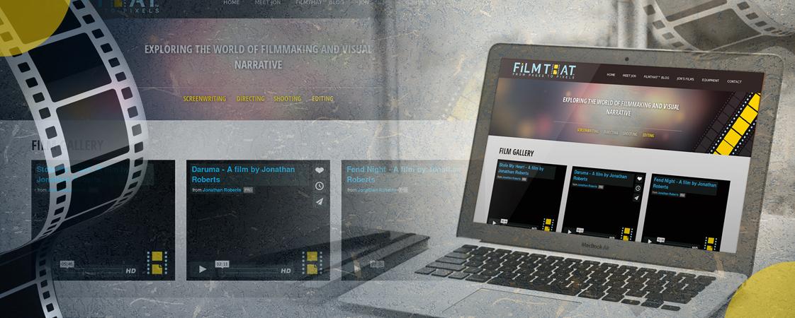 Web development service for Film That