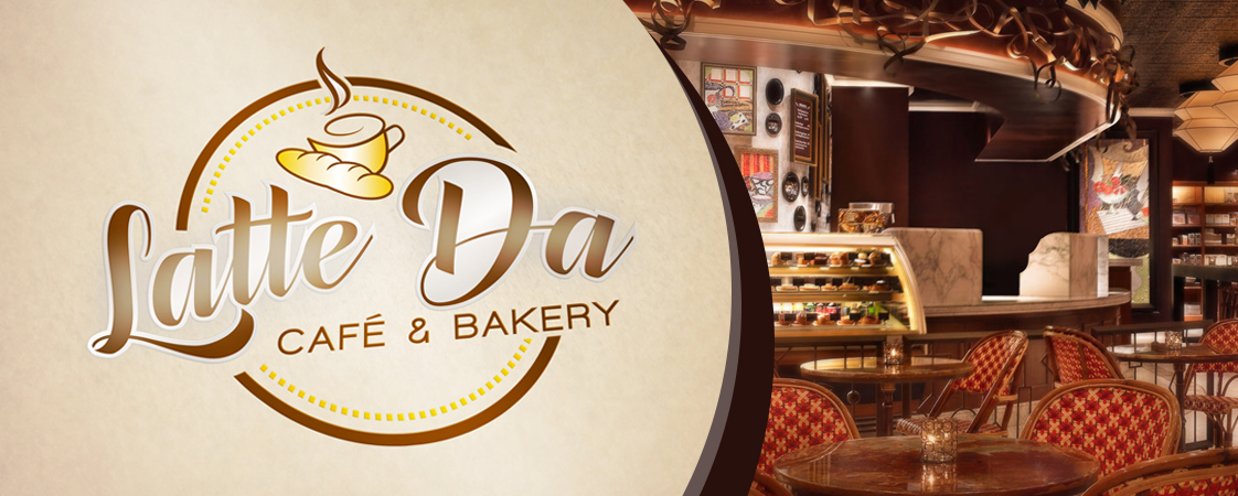 logo design service for Latte Da