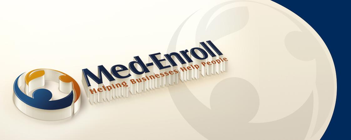 logo design service for Med-Enroll