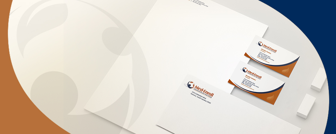 Corporate identity solution to Med-Enroll