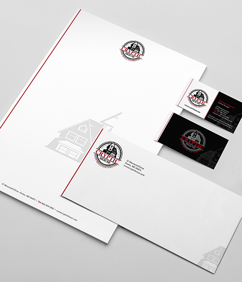 Translation House Corporate Stationery Design: Best Stationery Design And Business Cards
